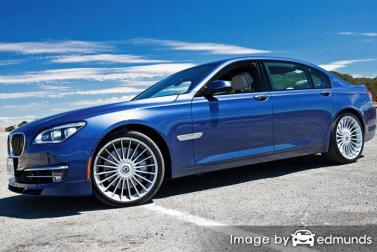 Insurance for BMW Alpina B7