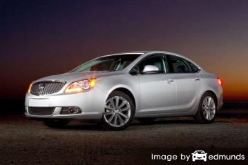 Insurance rates Buick Verano in Detroit