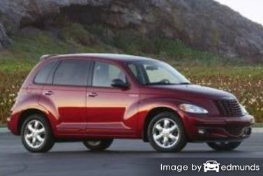Insurance Quote For Chrysler Pt Cruiser In Detroit