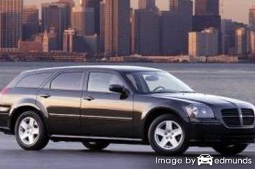 Insurance quote for Dodge Magnum in Detroit