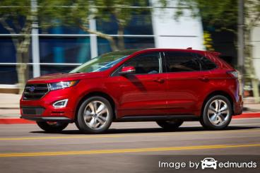 Insurance Quote For Ford Edge In Detroit