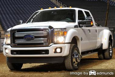 affordable insurance rate quotes for a ford f 350 in detroit michigan detroit auto insurance quotes