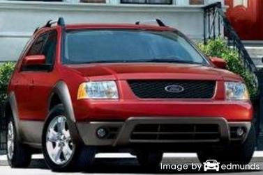 Insurance rates Ford Freestyle in Detroit