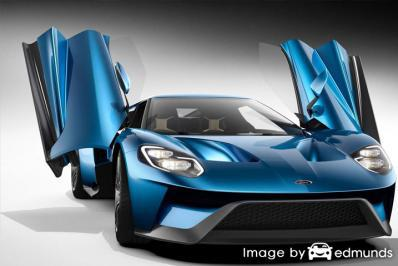 Insurance quote for Ford GT in Detroit