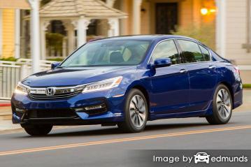 Honda Accord Hybrid Insurance