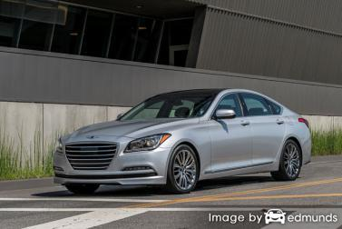 Insurance for Hyundai G80