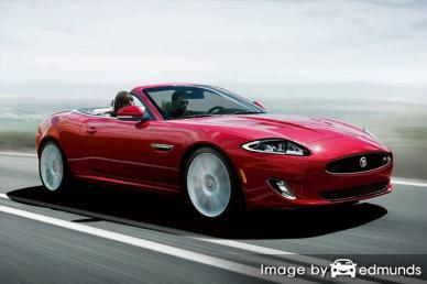 Insurance quote for Jaguar XK in Detroit
