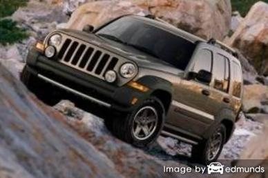 Cheapest Insurance For A Jeep Liberty In Detroit