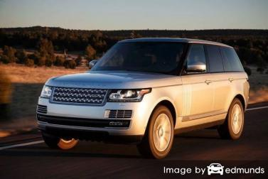 Cheap Land Rover Range Rover Insurance In Detroit MI - Cheap range rover insurance