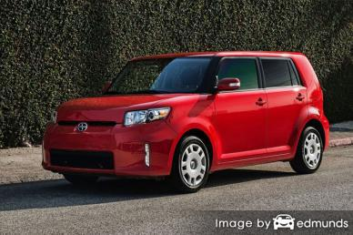 Insurance for Scion xB