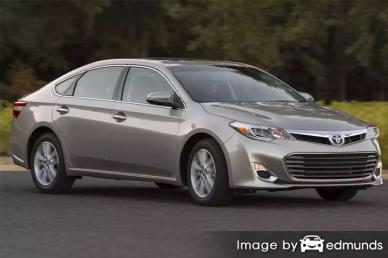 Insurance quote for Toyota Avalon in Detroit